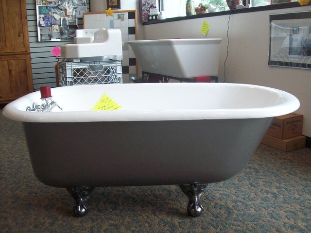 How To Refinish An Antique Claw Foot Bathtub Thevote