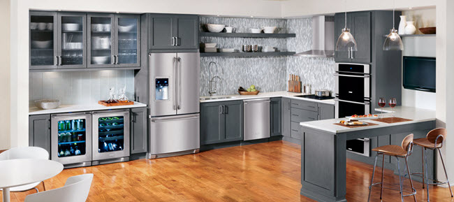 How To Maintain Kitchen Appliances - Chace Building Blog