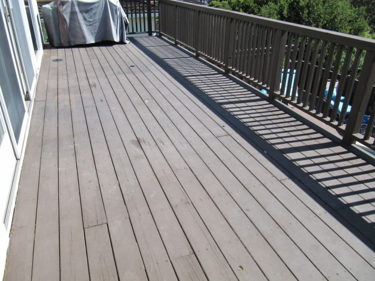 How to Restore a Deck